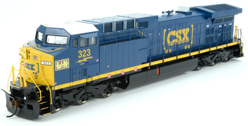 ATHEARN RND77709, Locomotora AC4400CW, CSX/L&N Heritage #323