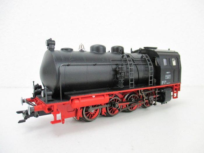 Märklin 37250. Locomotora a vapor por presion, sin fuego. Werk 1