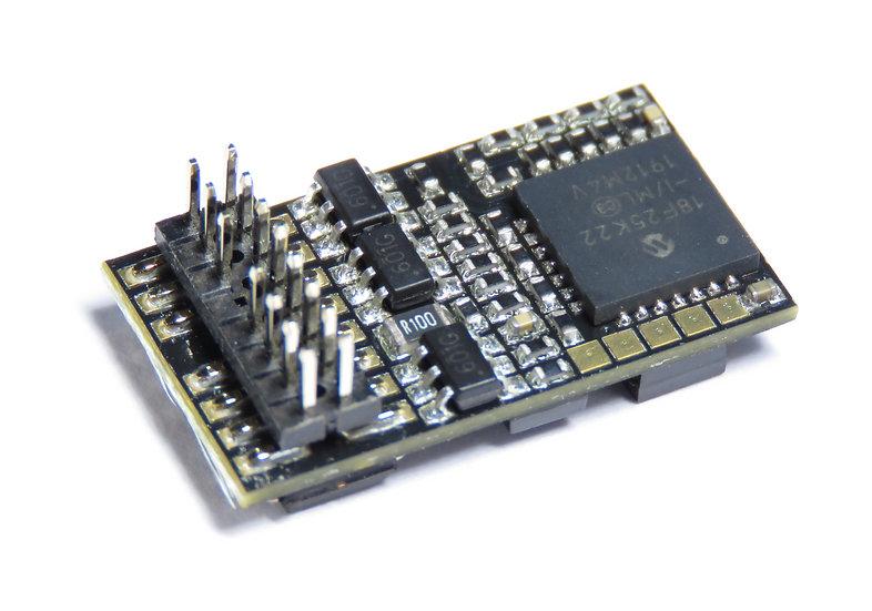 Decoder Zimo MX633P22 (Plux22)