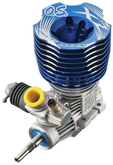 OSMG2053, Motor 21XZ-B V2 ABC VII 1/8 Offroad .21 Buggy