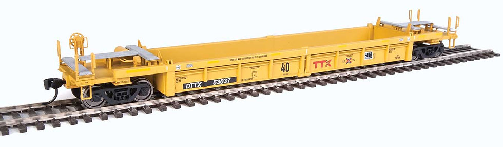 Walthers 5641, Thrall Rebuilt 40' Well Car