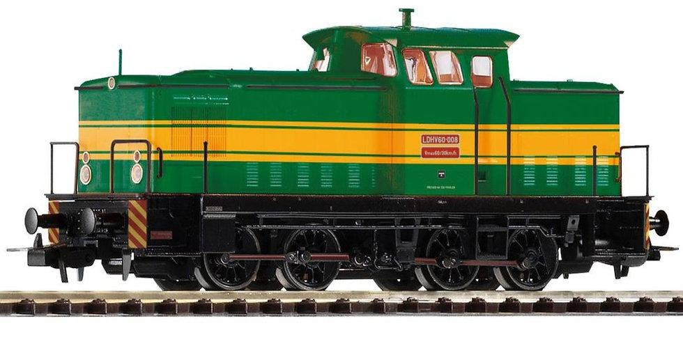 PIKO 59433, Locomotora diésel BR 106 CSD, época IV