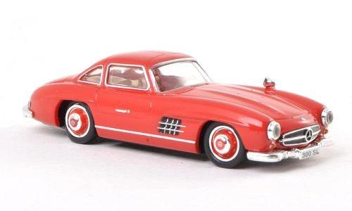 Brekina Rik38494, Mercedes 300 SL (W198), rojo, 1954