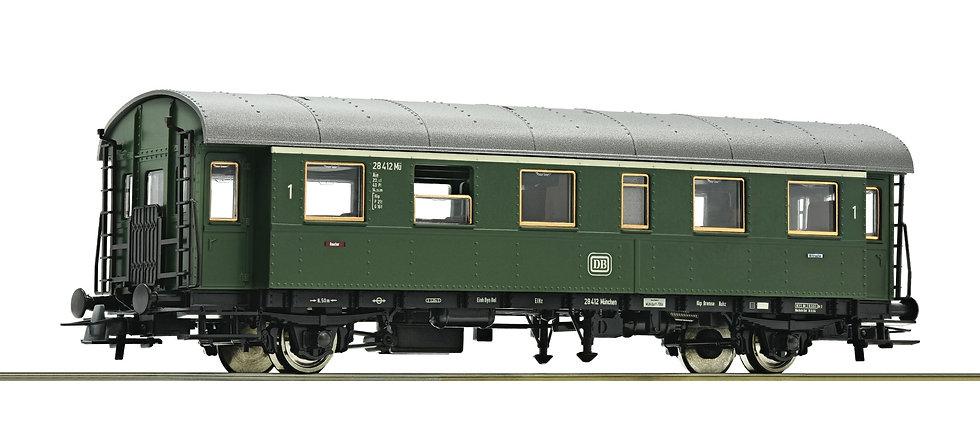 ROCO 44212. Coche 1° clase, DB. Época III.