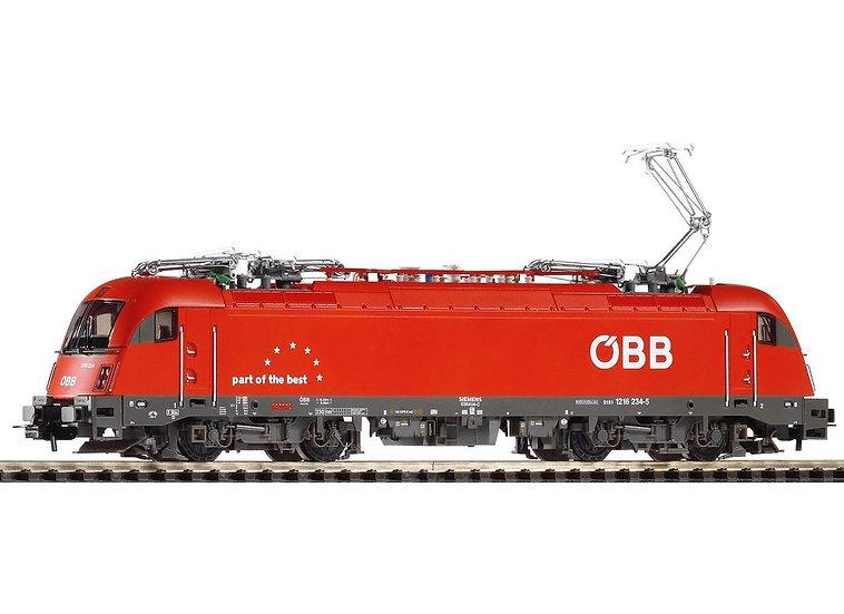 PIKO 59900. Locomotora eléctrica Rh 1216 234