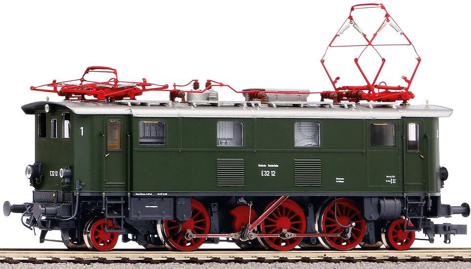 Piko 51410, Locomotora eléctrica E 32, DB, época III