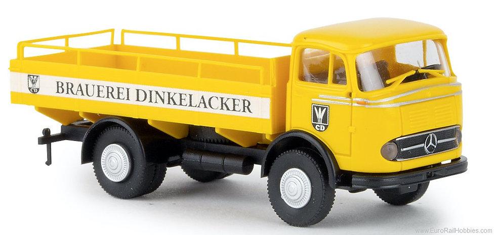 BREKINA 48031, Mercedes-Benz LP328 camión carga