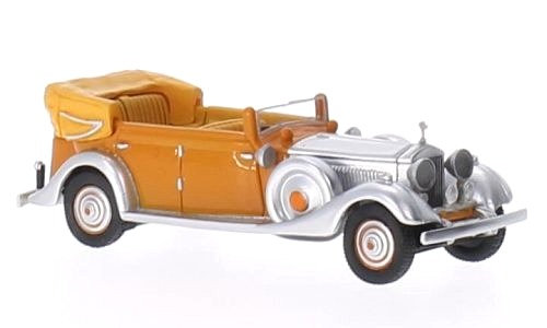 BOS 87030, Rolls Royce Phantom II Thrupp & Maberly, 1934