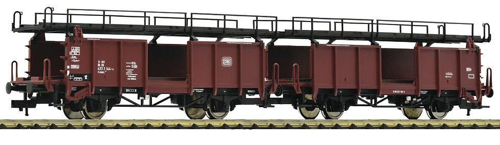 Fleischmann 522401, 2 piece set car carrier wagons, DB