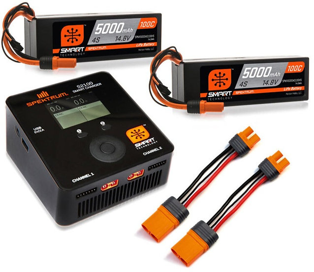 SPMXPS8HC,  Smart Powerstage Bundle 8S 100C
