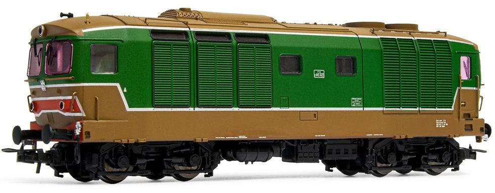 Lima HL2650, Locomotora diésel italiana FS serie D.445, época IV - V