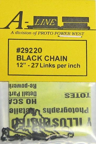 """A-Line 29220, Cadena 12"""" 27 eslabones por pulgada."""