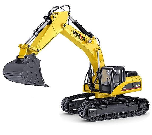 HUINA H1580,  1/14 RC Excavadora V4 Full Metal Modelo 2021
