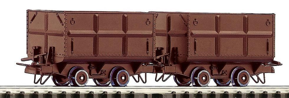 Roco 34499, Carros mineros HOe x2
