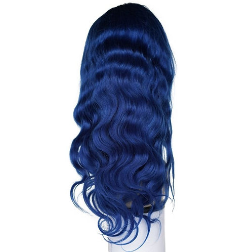 Remy Sapphire Front Lace Wig