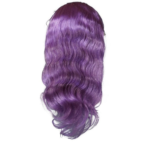Remy Lilac Front Lace Wig
