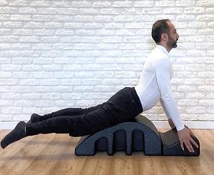 Arc Pilates, Step Barrel