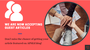 Write For APSEd   Accepting Articles on Career, Exam Preparation, Strategy (GATE CE, ES, and IES)