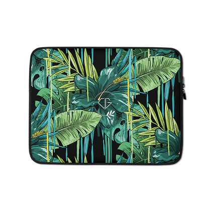 Tropical Print - Laptop Sleeve