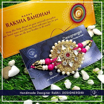 Handmade Designer Rakhi - DGRK-21/003