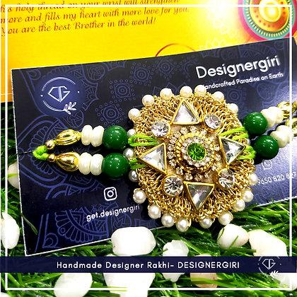 Handmade Designer Rakhi -DGRK-21/003/1