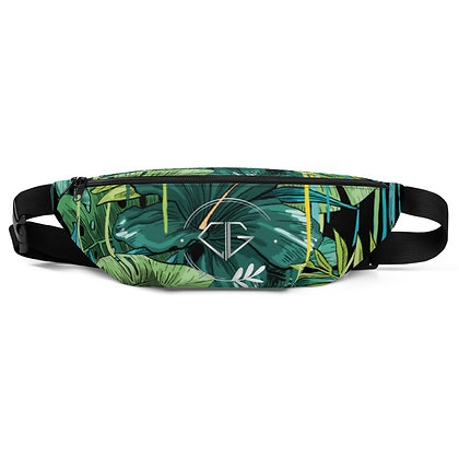 Tropical Print - Fanny Pack