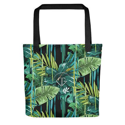 Tropical Print - Tote bag