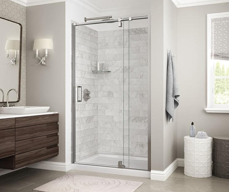 maax-utile-marble-carrara-alcove-shower