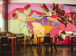 La Chaiteria Tucson, AZ Mural Photo Credit: Jackie Tran