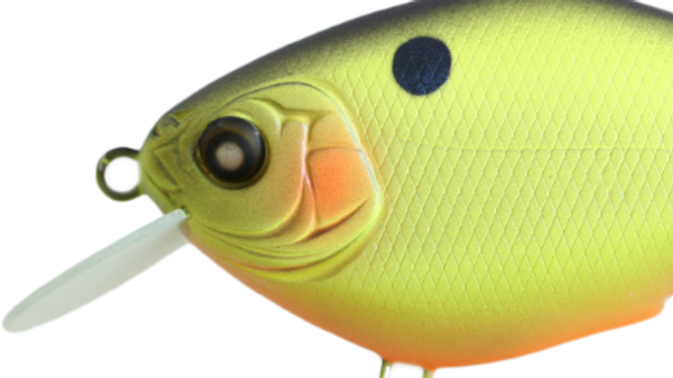 "Chippawa RB ""Slow Float"" Crankbait - CHARTREUSE SHAD"