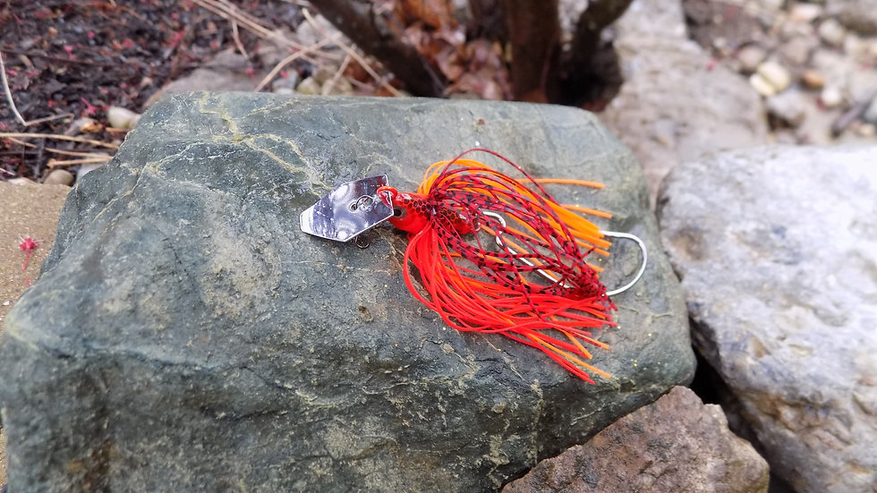 Rev Chatter 10G - Red Craw