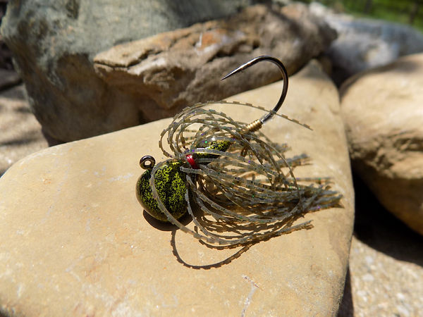 Nishine Finesse Jig - Watermelon Candy X