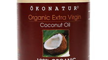 "Wonderful, healthy ""butter"" with Okonatur Coconut Oil"
