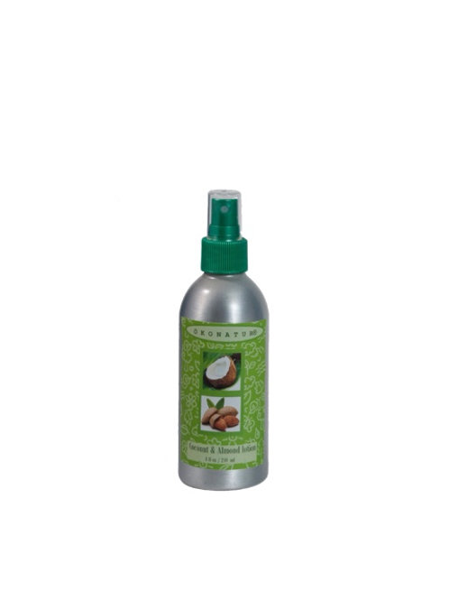 Organic Coconut and Almond Lotion