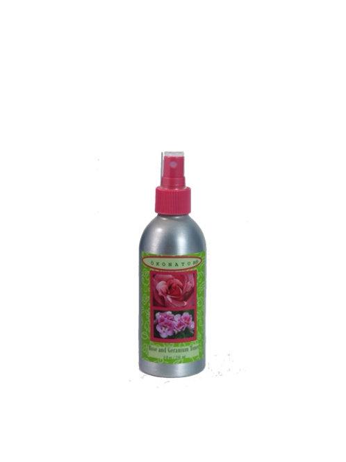 Organic Rose and Geranium Toner
