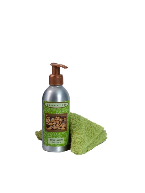 Organic Argan Oil Cleanser