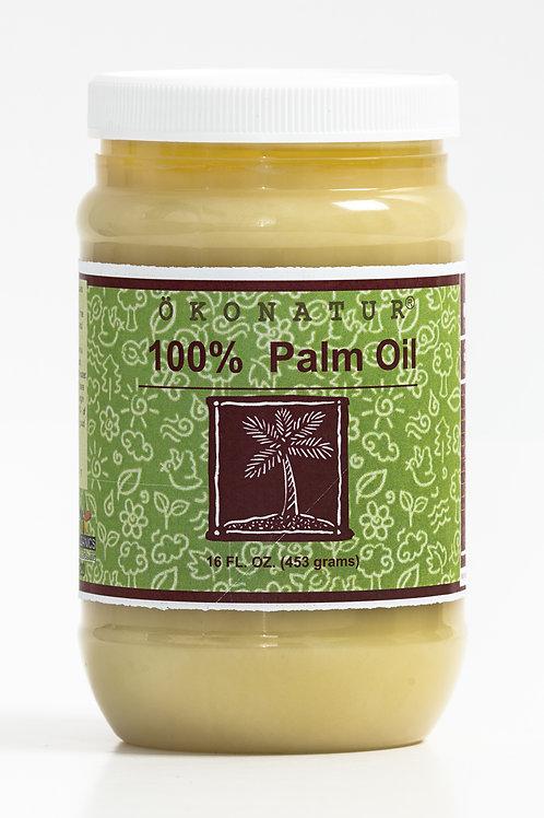 Organic Virgin Palm Oil