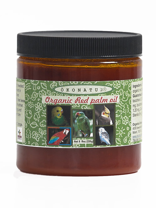 Red palm oil birds 8 oz