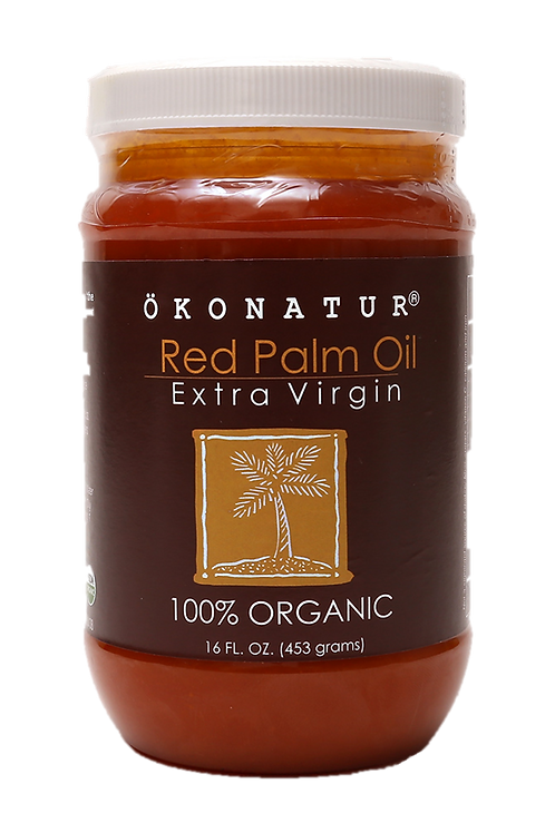 Organic Extra Virgin Red Palm Oil