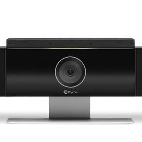 Polycom e Plantronics habilitam vídeo colaboração em pequenas salas com o lançamento do Polycom Stud