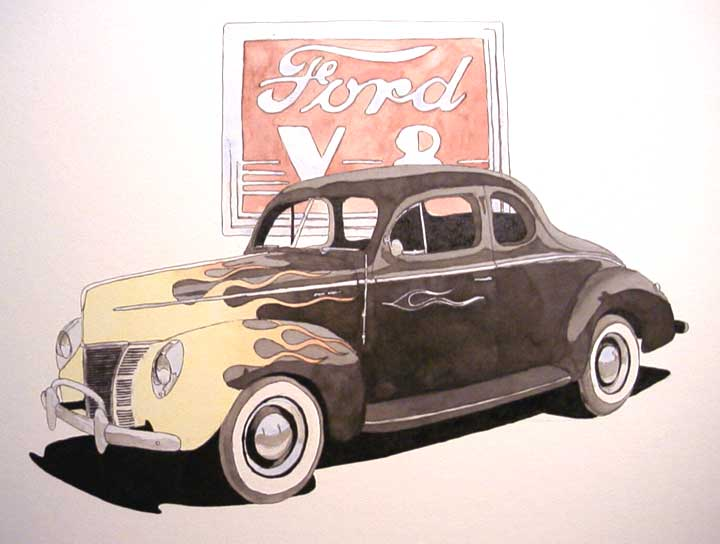 """""""40 Ford"""