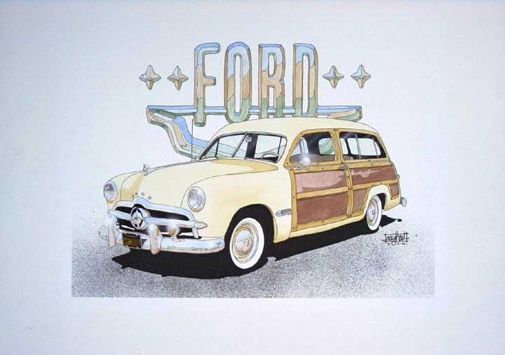 Ford Woodie