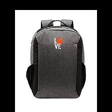 LOVE HOOPZ Canvas Dribble Backpack