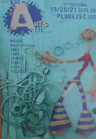 Festival Aux Arts etc PLOUEZEC (22)