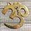 Thumbnail: OM Symbol Metal Wall Art Decor | Yoga, Aum Symbol