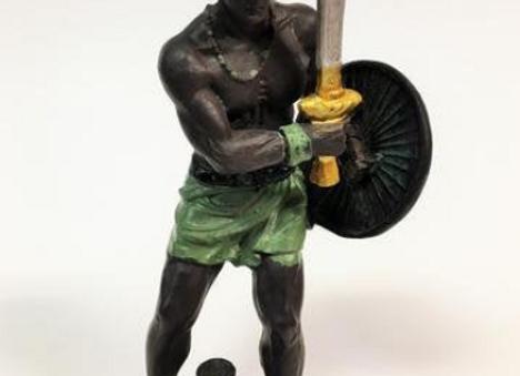 OGUN Statuette - Figurine