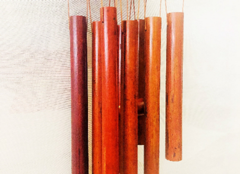 Bamboo Wind Chime | Feng Shui Chinese Wind Chime