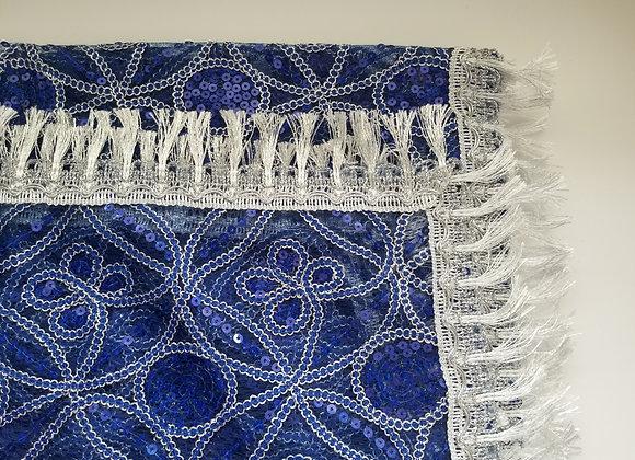 YEMAYA Pañuelo | Transparent Altar Cloth