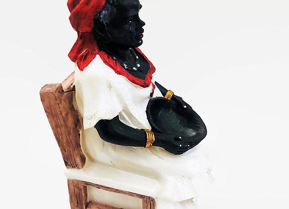 Santeria Francisca Large Figure | Estatua de Francisca