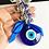 Thumbnail: 3 Lucky Elephants Evil Eye Protection Amulet